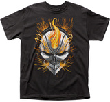 Marvel: Ghost Rider- Flaming Skull T-shirts