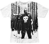 Marvel: The Punisher- Blizzard T-Shirt