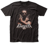 Marvel: The Punisher- Crossfire T-shirts