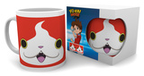 Yo-Kai Watch - Jibanyan Face Mug Tazza