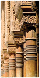 Alhambra Pillars Prints by Steve Pearlman