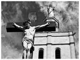 Cathedrale Notre-Dame des Doms d'Avignon, France Art by Steve Pearlman