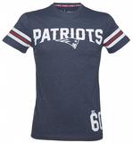 NFL: New England Patriots- Minuteman Logo T-skjorter