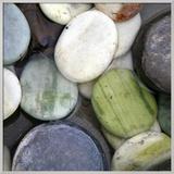 Stone Serenity II Framed Photographic Print by Nicole Katano