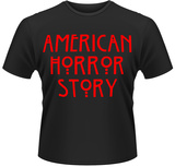 American Horror Story- Red Logo Shirts
