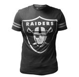 NFL: Oakland Raiders- Classic Shield Logo T-skjorter