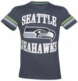 NFL: Seattle Seahawks- Classic Logo T-paita