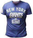 NFL: New York Giants- Est 1925 T-skjorte