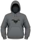 Hoodie: Game Of Thrones- All Men Must Die Bluza z kapturem