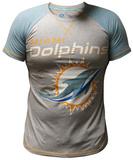 NFL: Miami Dolphins- Sunny Mascot Logo T-skjorter