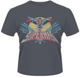 Superman- Flying Logo T-Shirt