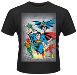 DC Silver Age Heroes T-shirt