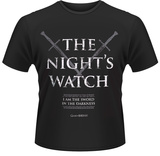 Game Of Thrones- Night's Watch Sword In the Darkness Shirts