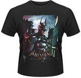 Batman: Arkham Knight- Armoured Knight T-Shirt