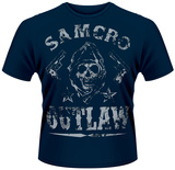 Sons Of Anarchy- SAMCRO Outlaw T-Shirt