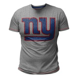 NFL: New York Giants- Textured Logo Skjorte