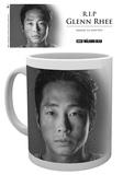 The Walking Dead - RIP Glenn Mug Caneca