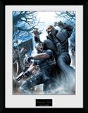 Resident Evil - Leon Stampa del collezionista