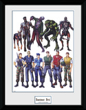Resident Evil - Concept Art Stampa del collezionista