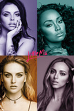 Little Mix- Band Panels Print