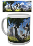Horizon Zero - Dawn Key Art Mug Tazza