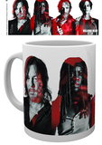 The Walking Dead - Cast Mug Mug