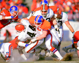 NFL: Karl Mecklenberg 1987 Action Photo