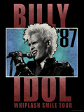 Billy Idol - Whiplash Smile Tour, 1987 Posters