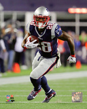 NFL: James White 2016 Action Photo