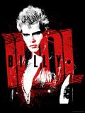 Billy Idol Kunstdruck