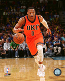 NBA: Russell Westbrook 2016-17 Action Photo