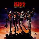 KISS - Destroyer (1976) Poster by  Epic Rights