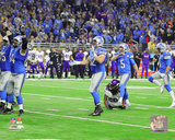NFL: Matt Prater Game-Winning Field Goal- Thanksgiving 2016 Action Photo