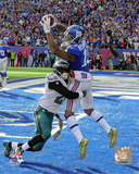 NFL: Odell Beckham 2016 Action Photo