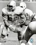 NFL: Jim Langer Action Photo