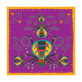 Spider, Jumping Spider Giclee Print by Belén Mena