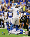 NFL: Matt Prater 2016 Action Photo