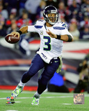 NFL: Russell Wilson 2016 Action Photo