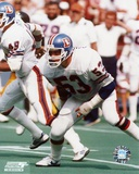 NFL: Randy Gradishar Action Photo