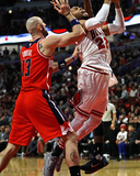 Jonathan Daniel - Washington Wizards v Chicago Bulls Photo