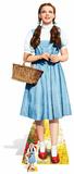 Dorothy - The Wizard of Oz Silhouettes découpées en carton