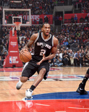 San Antonio Spurs v Los Angeles Clippers Photo by Andrew D Bernstein