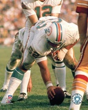 NFL: Jim Langer Action Photo