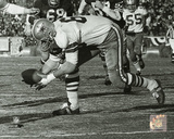 NFL: George Andrie 1967 Action Photo
