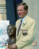 NFL: Bob Griese 1990 NFL Hall of Fame Induction Ceremony Photo
