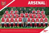 Arsenal FC - Team 16/17 Kunstdrucke
