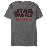 Star Wars: Rogue One- Red Outline Logo Shirt