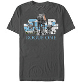 Star Wars: Rogue One- At-Act Logo Shirt