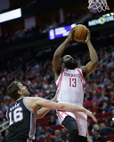 San Antonio Spurs v Houston Rockets Photo by Bob Levey