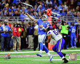 NFL: Matthew Stafford 2016 Action Photo